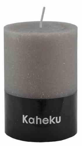Cylinderkerze schiefer