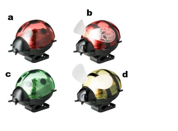 LED Solar Figuren Plastik