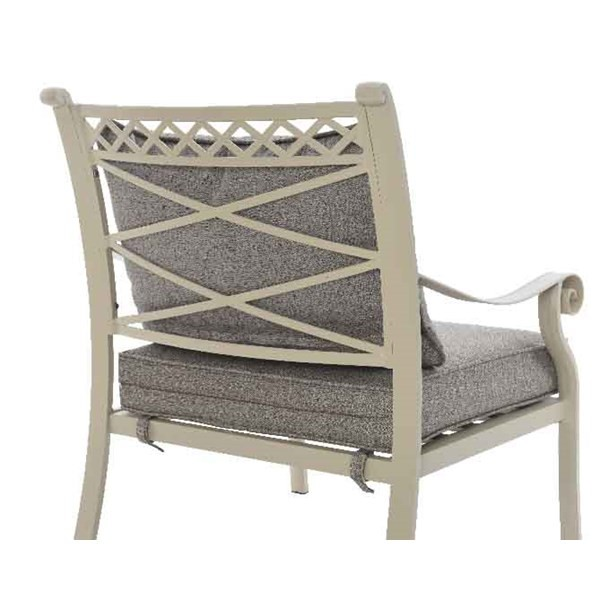 Lounge Sessel Saint Tropez in Farbe Sand