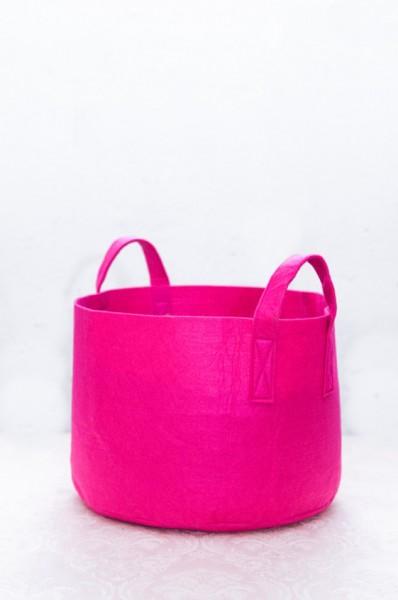 Sackgsund Sack ungefüllt, pink