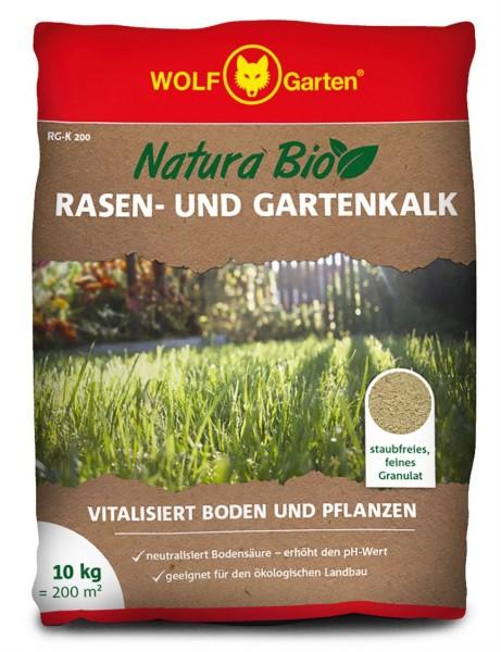 Rasen- und Gartenkalk 10kg