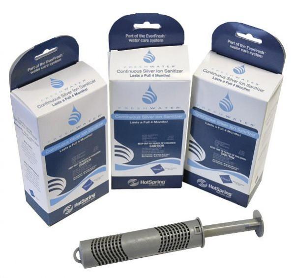 FreshWater Silber-Ionen-Kartusche 3er-Set