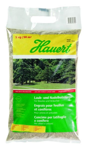 Laub- und Nadelholzdünger