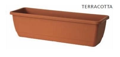 Kiste Inis Terracotta