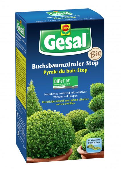 Gesal Buchsbaumzünsler-Stop DiPel® DF