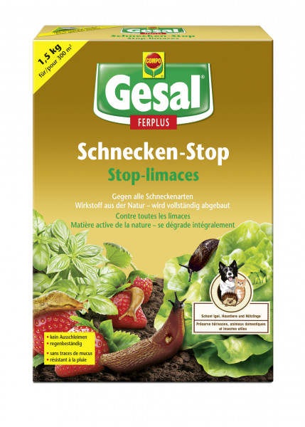Gesal Schnecken-Stop FERPLUS