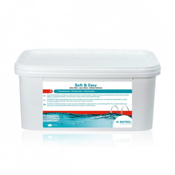 SOFT & EASY- Komplette Aktivsauerstoffpflege