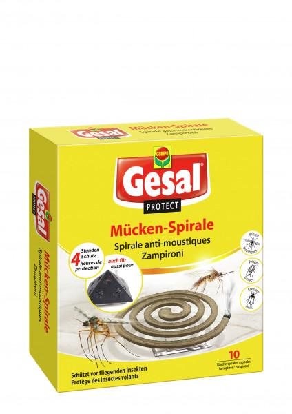 Gesal PROTECT Mücken-Spirale