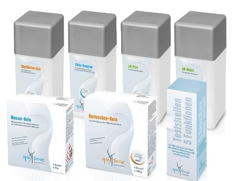 Bayrol Spa-Set mit Aktivsauerstoff