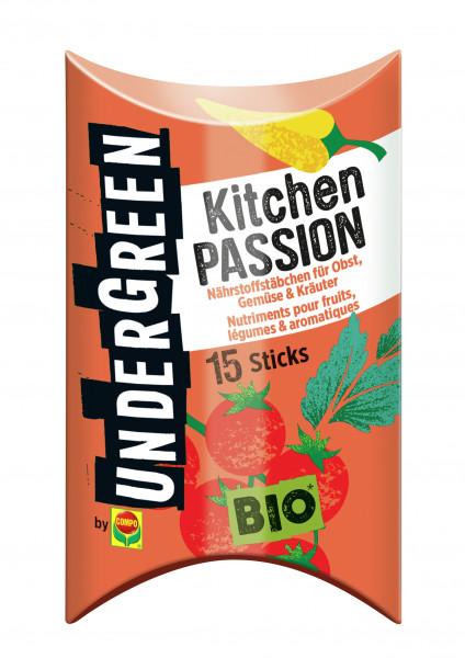 Kitchen Passion Nährstoffstäbchen für Obst, Gemüse & Kräuter