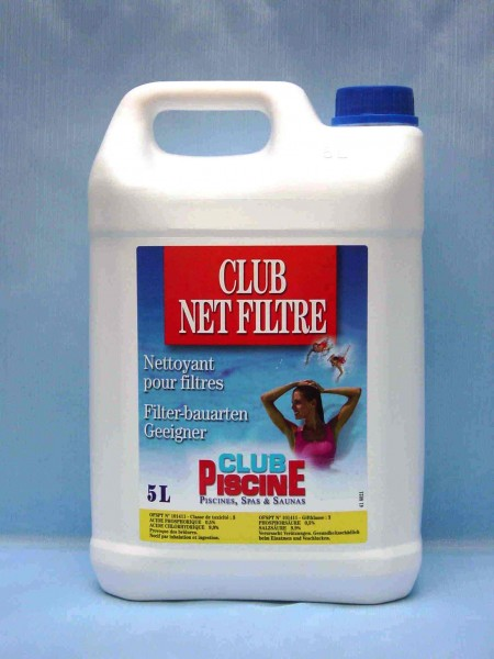 Club Net Filtre (5L)