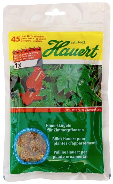 Hauertkugeln für Zimmerpflanzen