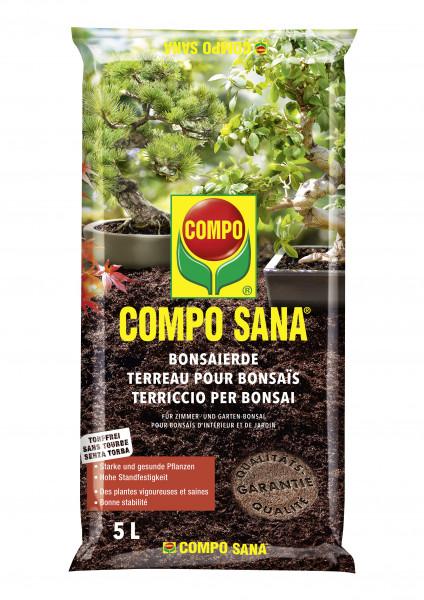 COMPO SANA Bonsaierde - torffrei