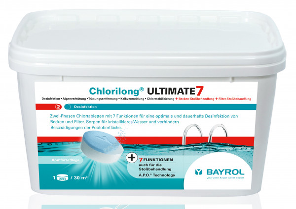 Chlorilong ULTIMATE 7 / 4.8kg
