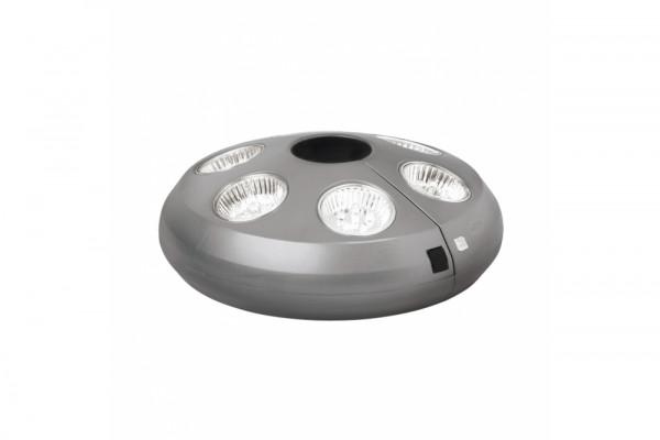 6 Akku-Beleuchtung für Stock 30-55 mm