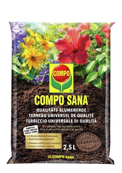 COMPO SANA Qualitäts-Blumenerde - torffrei