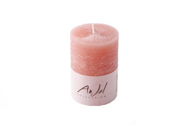 Kerze AnJel coral