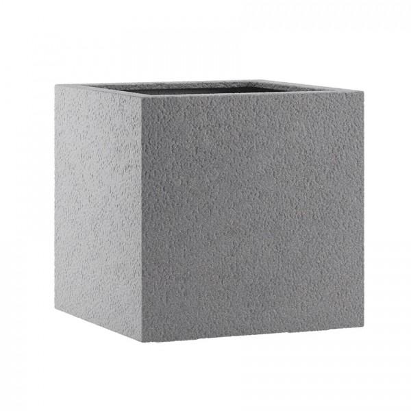 ESTERAS Gefäss Lisburn basalt grau