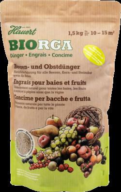 Biorga Beeren- und Obstdünger 1.5kg