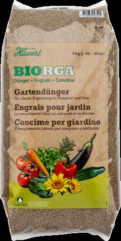 Biorga Gartendünger