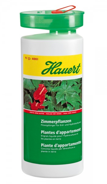 Zimmerpflanzen (flüssig)