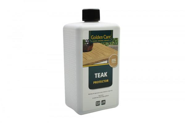 Pflegemittel Holz Golden Care Teak Protector - Honey brown 1 lt