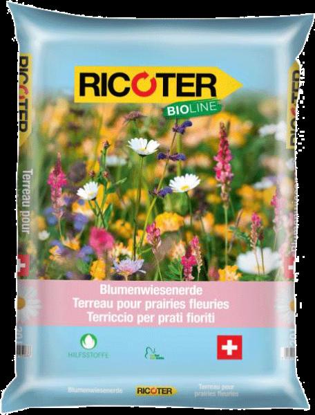 Blumenwiesenerde-ricoter