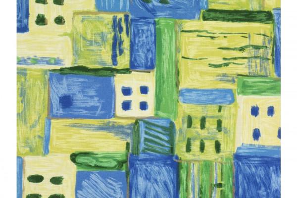 Zierkissen quadratisch Patch Siena Grösse: 38x38