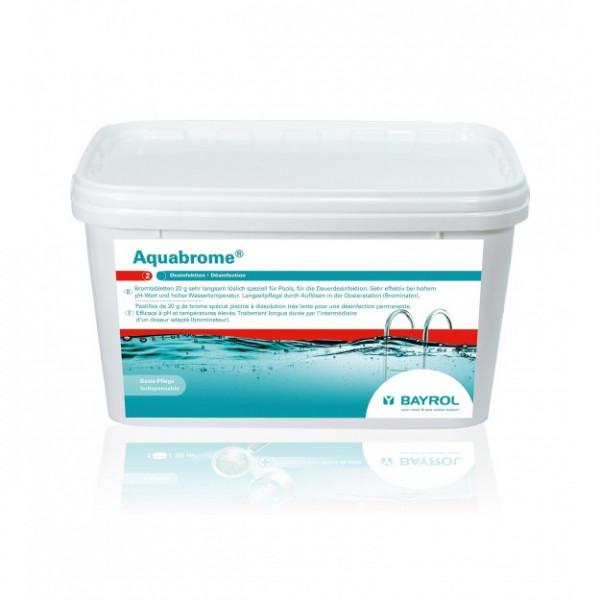AQUABROME Wasserdesinfektion