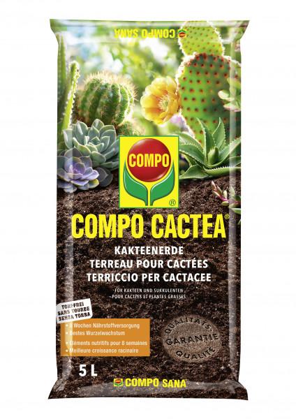 COMPO CACTEA Kakteenerde - torffrei