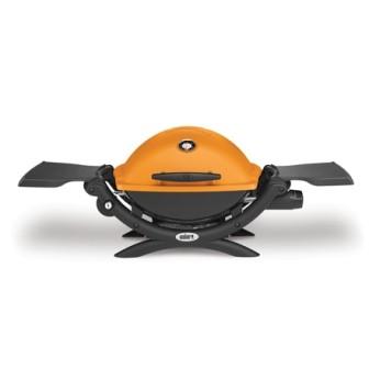 Weber Gasgrill Q 1200 orange