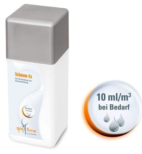 Schaum-Ex 1 Liter, Spa Time