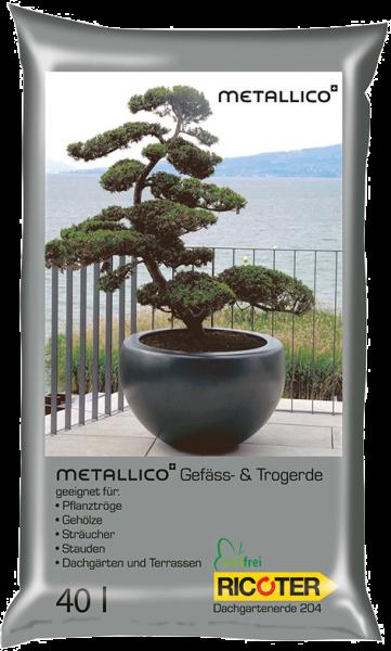 Metallico-Gefaess-Trogerde-40L-ricoter