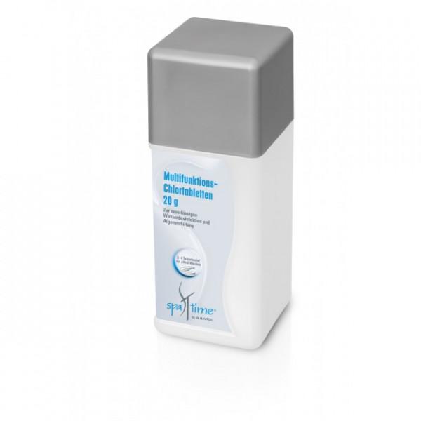 SpaTime Multifunktions-Chlortabletten 20g