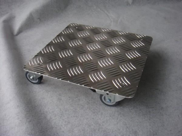 Rolluntersatz quadratisch